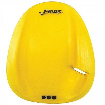 NEW FINIS Agility Strapless Hand Paddle for Swimming Training - Large