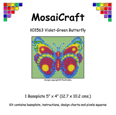 MosaiCraft Pixel Craft Mosaic Art Kit /'Union Jack/' Pixelhobby