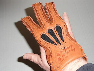 American Leathers Big Shot Archery Shooting Glove