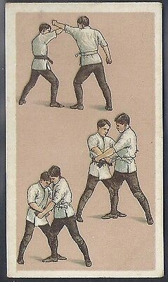 Wills Scissors-Jiu Jitsu-#27- Quality Card!!!