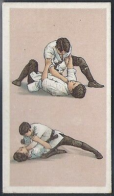 Wills Scissors-Jiu Jitsu-#31- Quality Card!!!