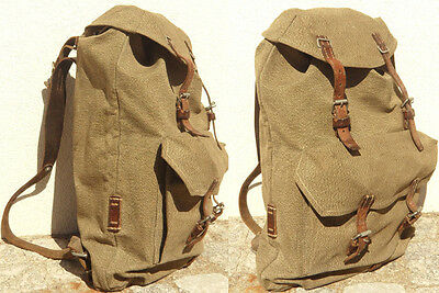 Rarity orginal Vintage Swiss Army Backpack year 1959