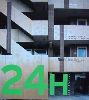BOOK/GUIDE : 24H Architecture (Neo)