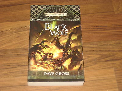 Forgotten Realms Novel Sembia Series Book 4 Black Wolf WotC 2007