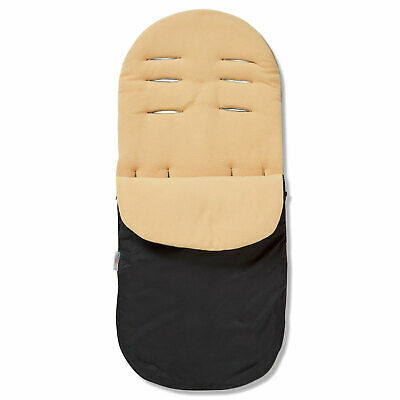 Footmuff / Cosy Toes Compatible with Mamas And Papas Mylo Urbo Moove Pulse Sand