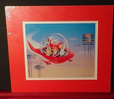 Jetsons: The Movie (1990) Matted Print