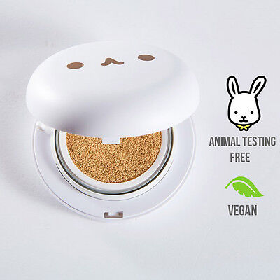 Klairs Mochi BB Cushion Foundation Cruelty-Free Vegan Korean Makeup Cosmetics