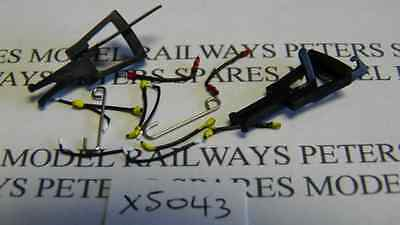 Hornby X5043 Class 50 Accessory Detail / Coupling Pack