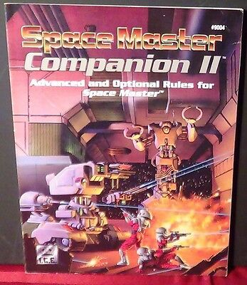 Space Master Companion II - Space Master Sourcebook by I.C.E #9004