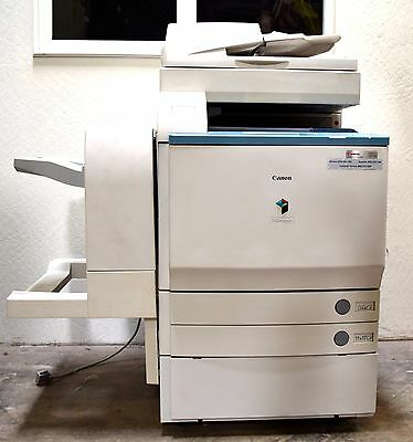 Canon Color ImageRUNNER C4080i Copier Printer Scanner with Collator