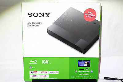 Sony Blu-ray Disc / DVD Player with Online Content Streaming ~ BDP-S1700