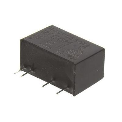 1 x Recom 1W Isolated DC-DC Converter R05P05S/R8, Vin 4.5-5.5V dc, Vout 5V dc