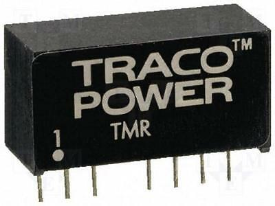 1 x TRACOPOWER Isolated DC-DC Converter TMR 1-4823SM, Vin 36-75V dc Vout ±15V dc