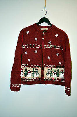 Vintage 306 Ugly Christmas Sweater