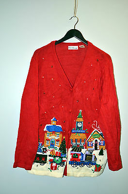 Vintage 309 Ugly Christmas Sweater