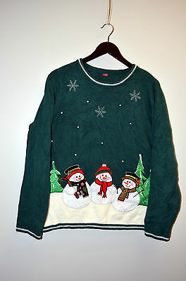 Vintage 310 Ugly Christmas Sweater