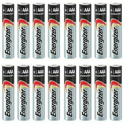 24 Pack of Energizer MAX AAA E-92 1.5V Alkaline Battery
