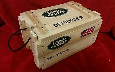 Desk Tidy (with genuine Land rover Decals)