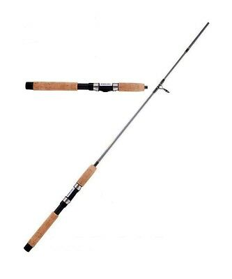 Jarvis Walker Royale Gold 6'6 2 Pce 3-5Kg Fishing Rod - Spin Rod with Cork Butt