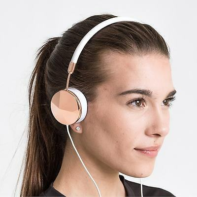 Frends Layla Rose Gold & White, Frends Headphones,