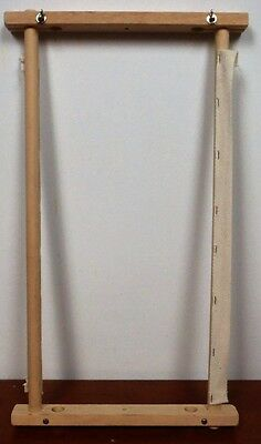 Tapestry Longstitch Wooden Frame - Excellent Used Item