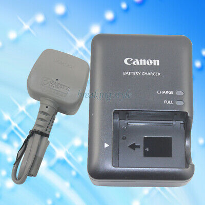 Genuine Original Canon CB-2LCE CB-2LC Charger for NB-10L PowerShot SX50 SX40HS