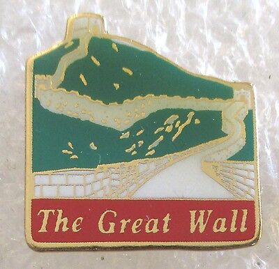 The Great Wall of China - Travel Souvenir Collector Pin