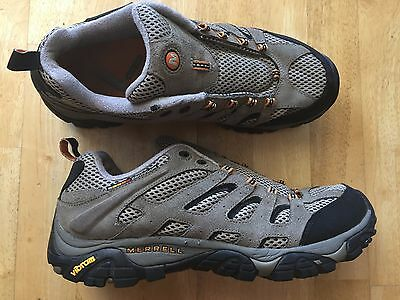 "Men's MERRELL ""MOAB VENTILATOR"" hiking/trail outdoor shoes size UK10  US10.5"