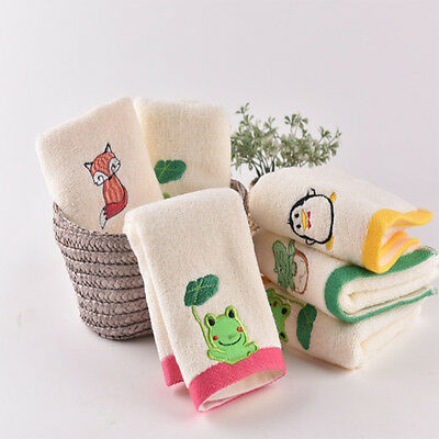 Children Face Hand Towel Baby Infant Hand Face Towels Feeding Wipe 28*20cm