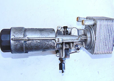 AUDI A6 1.9 Tdi  DIESEL PD OIL COOLER WITH FILTER HOUSING 038115389C