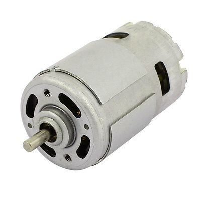 DC 6-24V 27118RPM Large Torque High Speed Micro DC Motor for Electronic Toy