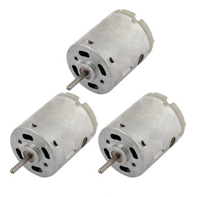 3Pcs DC 3-36V 12000RPM Large Torque Vibration Micro DC Motor for Electric Toy