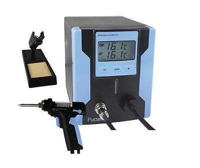 ZD-8915 Desoldering Station with LCD Display, designed for lead free desoldering
