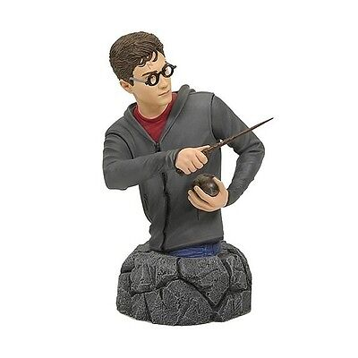 HARRY POTTER - Harry Potter year 5 - Gentle Giant - mini bust NEW