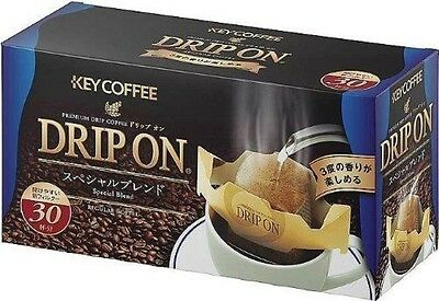Key Coffee coffee drip Special blend 8g × 30 bags Japan
