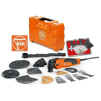 Fein Multimaster FMM 350QSL Promotion-Set 44 Teile - Limited Edition