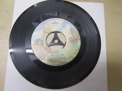 "The Chalfontes He Loves Me / Confessin' My Love To You 7"" Ex Northern"