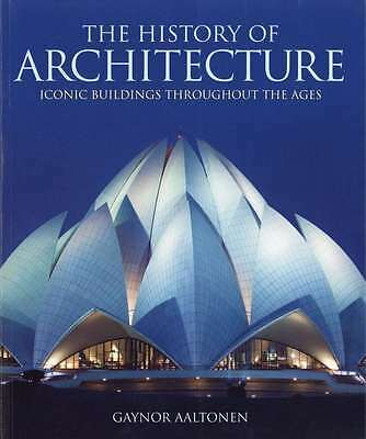 The History of Architecture, Gaynor Aaltonen, New Book, 1784041858