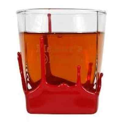 Makers Mark Bourbon Wax Dipped Snifter Glass | Set of 2 Glasses
