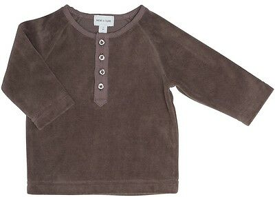 Mini A Ture Nicki Pullover Cian in Sparrow Brown