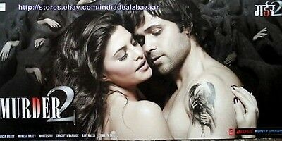 Murder 2 Lobby Cards Emraan Hashmi Jacqueline Bollywood Superhit Movie Mb ECL
