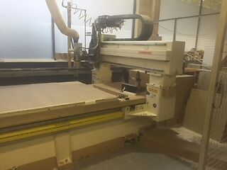 CNC ROUTER -THERMWOOD MODEL 53 -1.5 meter x 3 meter bed