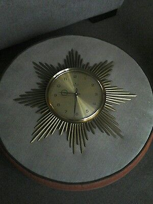 Junghans wall clock