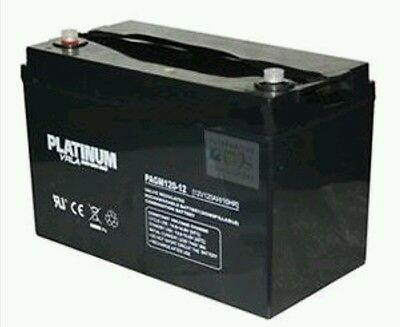 ,* Platinum VRLA PAGM33-12 12V 33Ah Mobility Scooter, Golf Buggy Battery