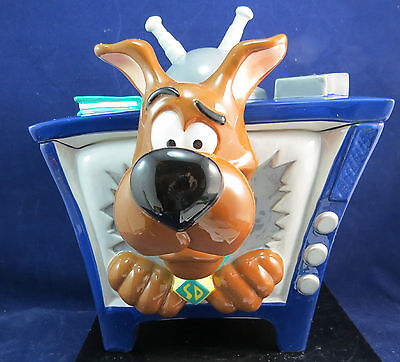 Warner Brothers Scooby Doo Television Cookie Jar Cartoon Network 1998