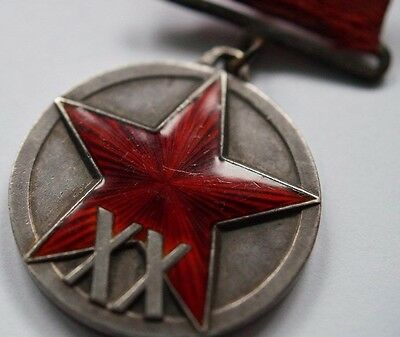 Soviet Russian Order Medal -Original XX years RKKA - Very Rare