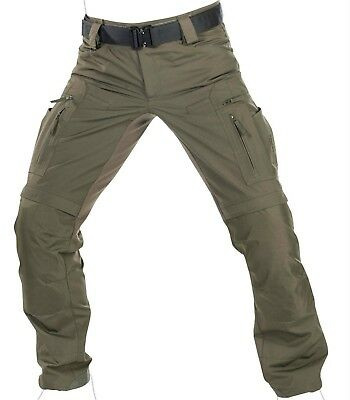 UF Pro ® P-40 All Terrain Tactical Pants steingrau-oliv brown grey Einsatzhose