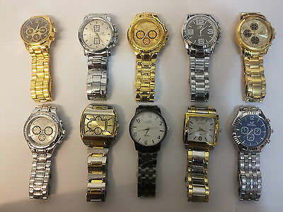 New Wholesale Joblot Orlando Quartz Watch Bargain Clearance x8 x10 x15 x25 x50