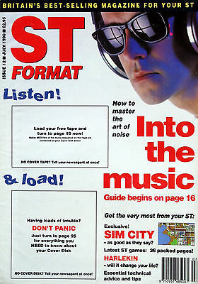 St Format, Issue 12 (July 1990)
