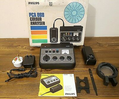 Philips colour analyser PCA 060